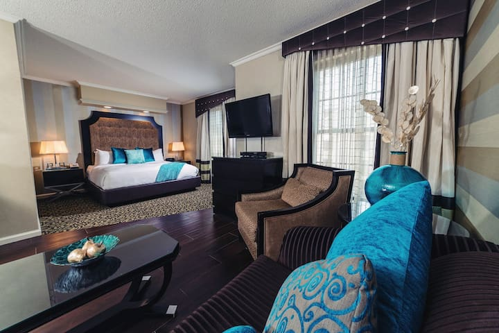 Luxury King Studio Suite - Woodbury - Butikhotel