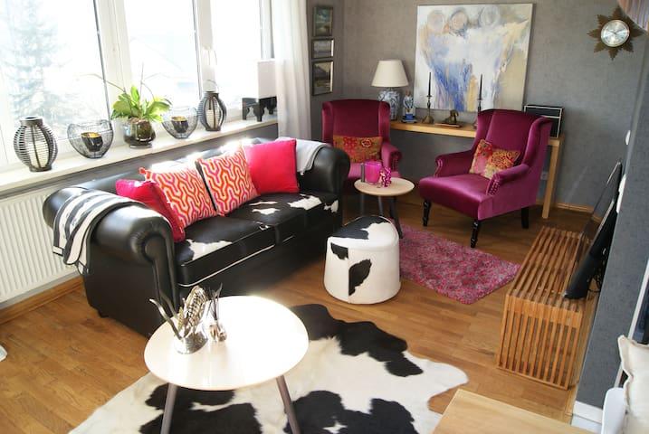 Top renovierte Ferienwohnung - FeWo Franca - Dahn - Leilighet