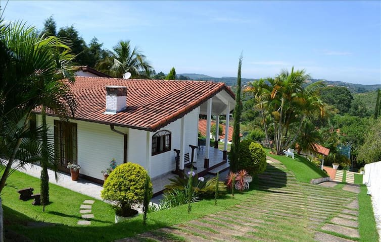 Villa Morada Maravilhosa Graca - Mairinque - Villa