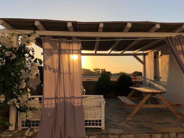 Small apartment for rent Antiparos