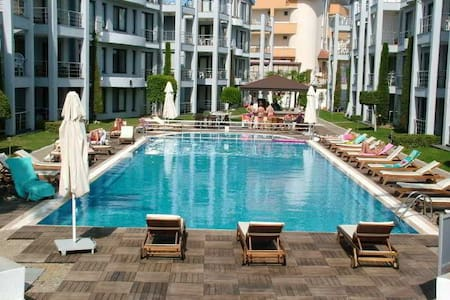 Limitless peaceful holiday in Side - Manavgat - Huoneisto
