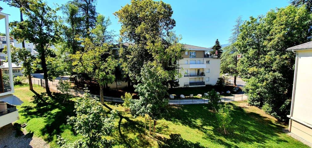 Appartement cosy et calme à 20 min de Genève