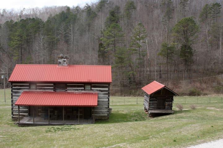 Lakes Creek Log Cabin - McKee - Cabaña