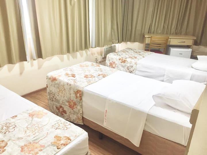 Hotel Dan Inn Higienópolis  - STANDARD TRIPLO