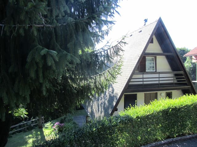 Weekend house in Pohorje, Slovenia