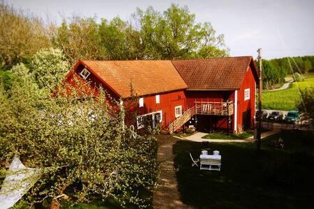 Mary's café och B&B - Eskilstuna N