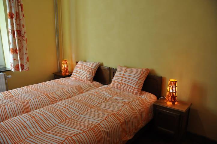Santa Fe Bed&Breakfast /Lutrebois-BASTOGNE~famille