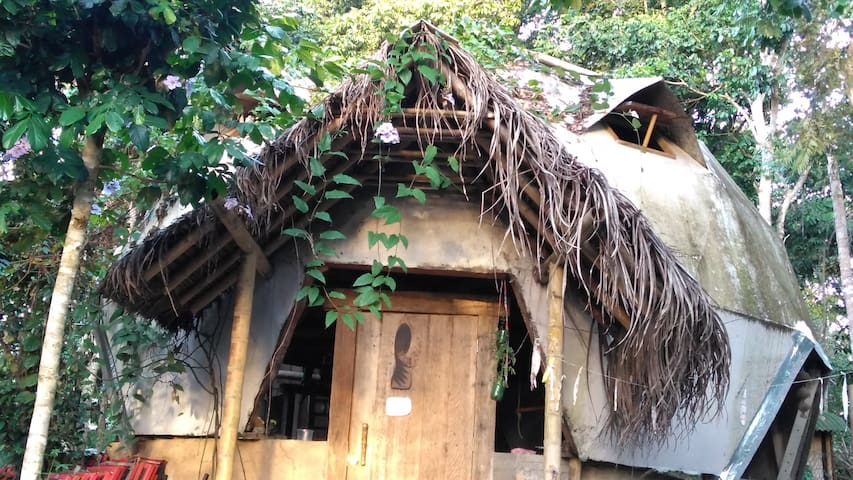Casa geodésica Bahia