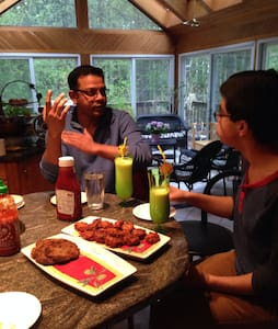 Rajat's bed and breakfast - Acton