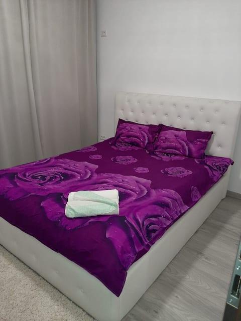 Daniel Luxury3 room apartament Residence Militarii