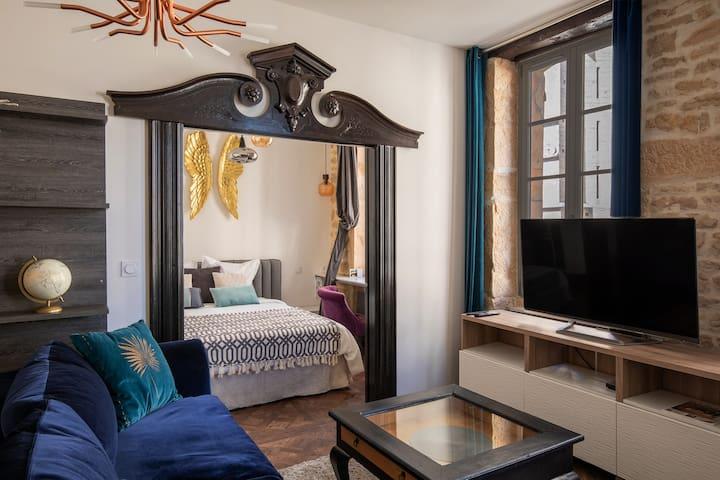 La Suite Indivio - Appartement de standing à Dijon