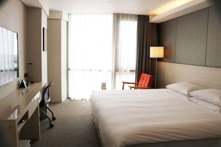 [Regentmarine hotel]Standard FamilyDouble CityView