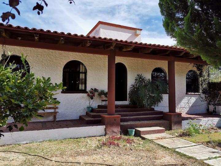 Casa de adobe Lachigoló
