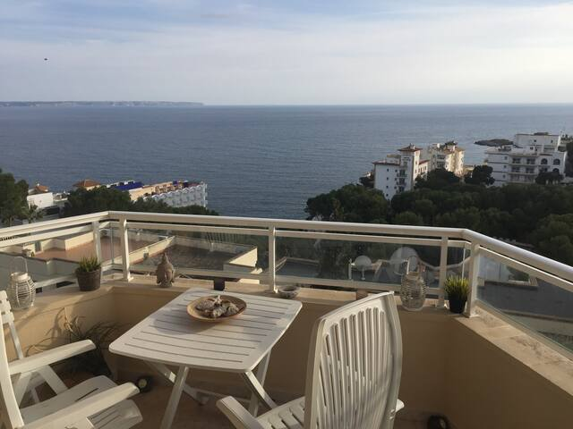 Seaview Studio near Palma