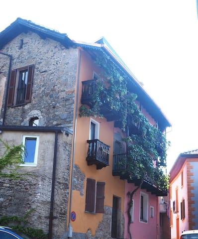 2-zi-PANORAMICA-fwg in BRENO/Altomalcantone,Tessin - Alto Malcantone - Wohnung