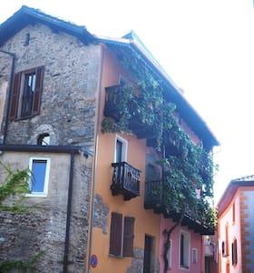 2-zi-PANORAMICA-fwg in BRENO/Altomalcantone,Tessin - Alto Malcantone - Apartment