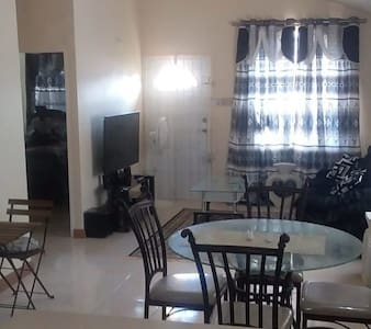 Beautiful 2 bedroom house in a gated community