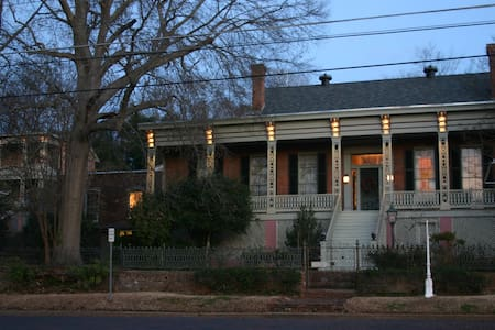 Corners Mansion Inn - A B and B - Vicksburg