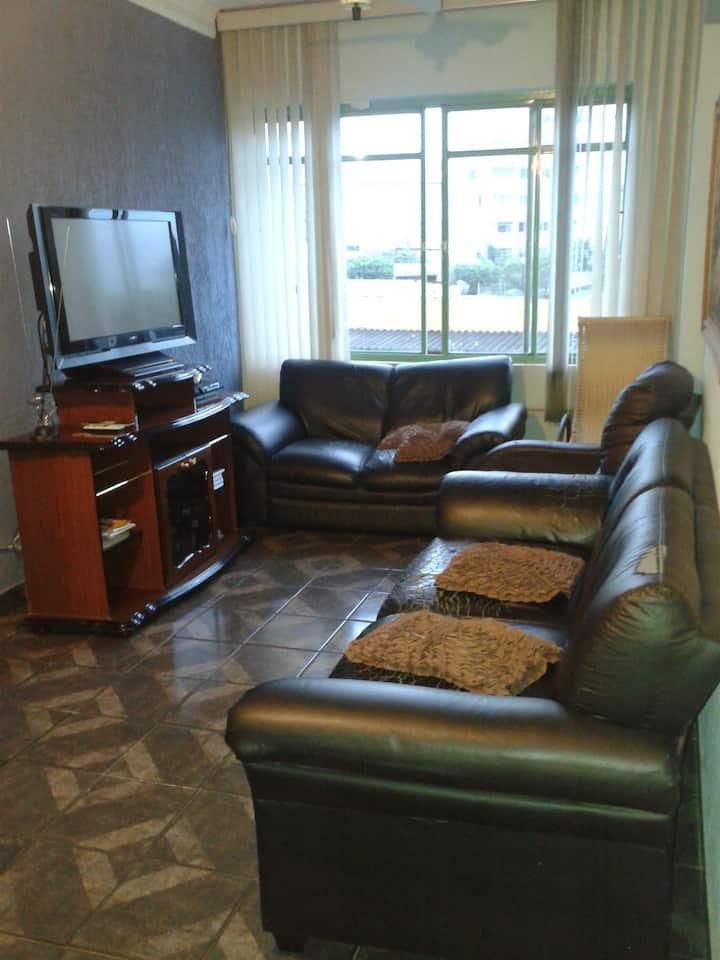 APTO 3 ROOMS 200M DA ARENA PANTANAL