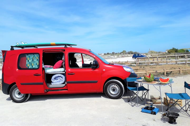 OceanCamper® Kangoo from 2020: Discover Portugal