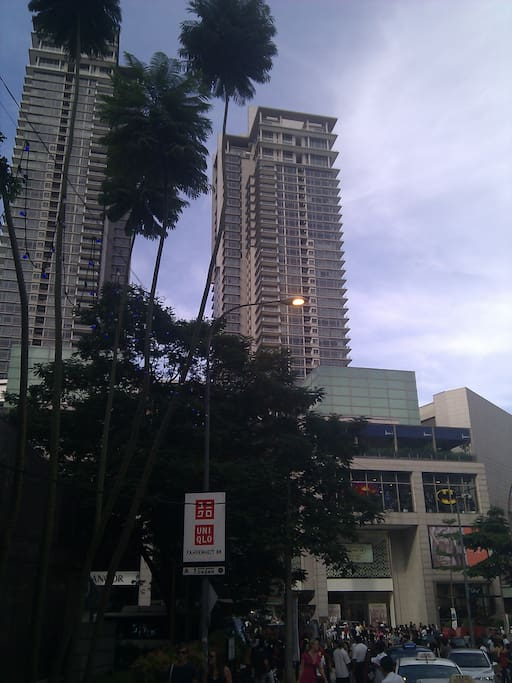 View of Residences