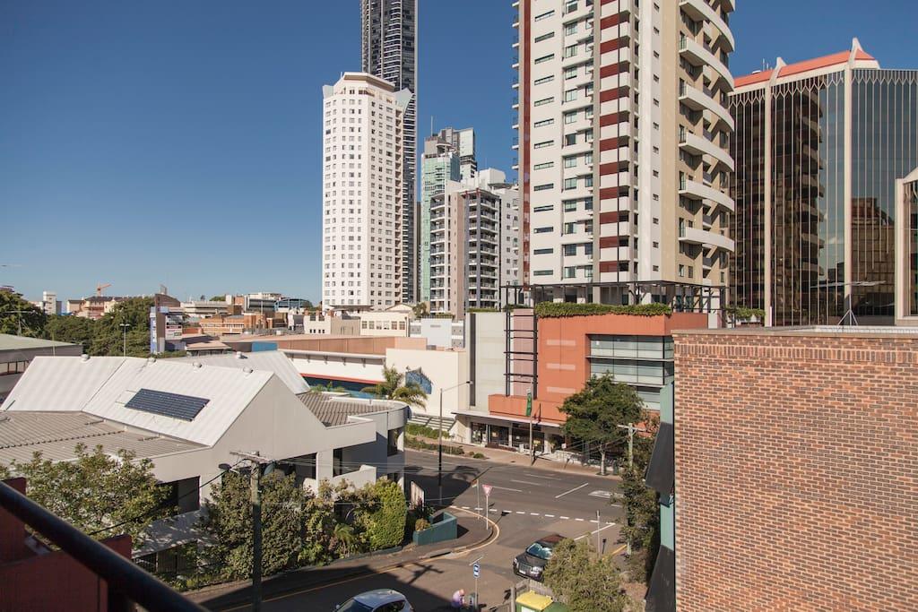 Spectactular Brisbane City Views