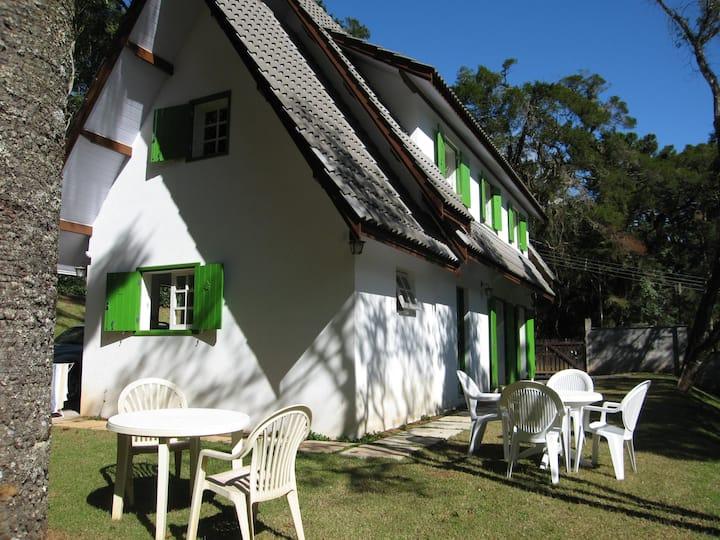 Chalé das Montanhas - Monte Verde