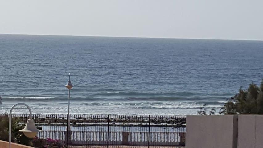 1 CASTILLO MAR   apartamento  con vistas al mar