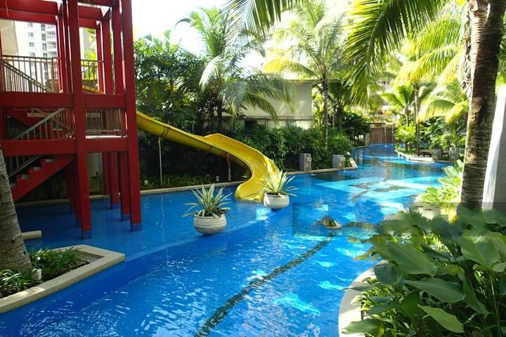 Resort Living & Forest view|3R4B  Mont kiara 如意斋