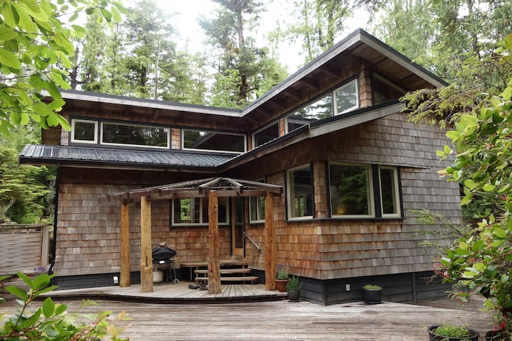 Tofino Tree House