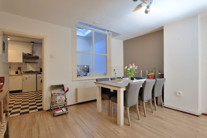Very nice appartment in city centre - Leiden - Apartment