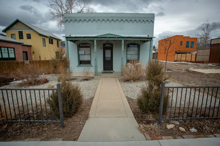 Historic Home on F St in Downtown Salida! 0530