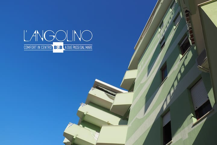 L'angolino, Comfort in centro a due passi dal mare - Montesilvano - Bed & Breakfast