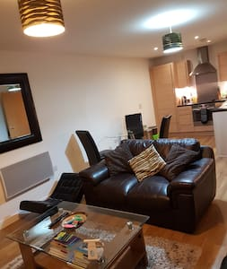 Luxury 1 Bed Flat in front of Millennium Centre - Cardiff - Apartment - 1