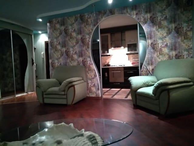 Beautiful three bedroom apartment.