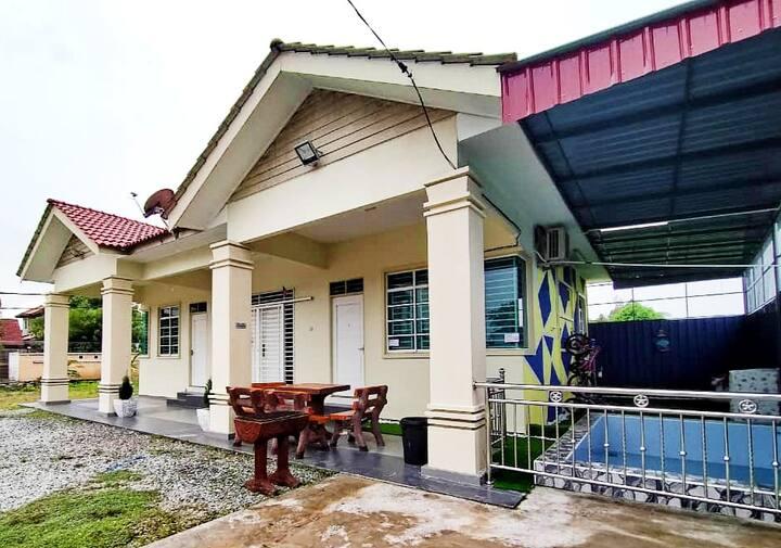 Homestay Kuala Terengganu/ Mok Leha Homestay