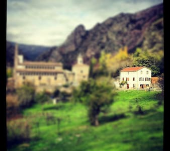 YUO MUST SEE IT,YOU SHOULD LIVE IT! - Baix Pallars - Casa