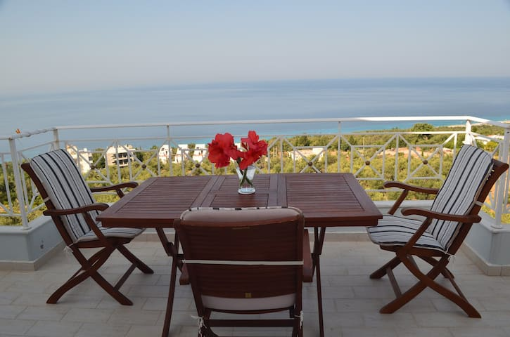 Panorama Apartment in Dhermi - 08 - Dhermi - Lägenhet