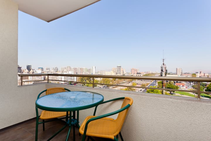 Furnished Apartment Forestal Park 2 - Recoleta - Daire