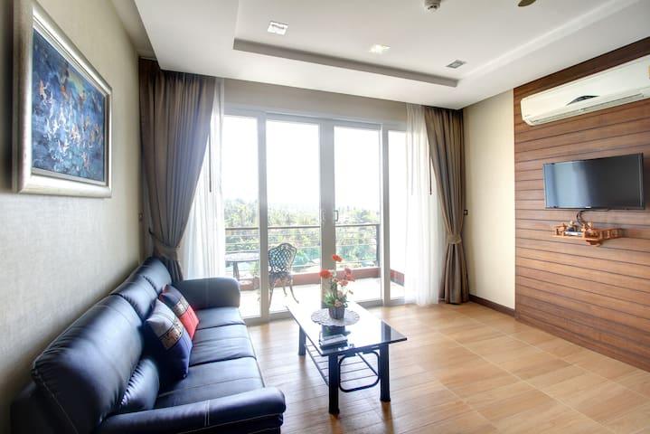 Ocean View Studio Karon Phuket S & S 507 - Karon - Appartement