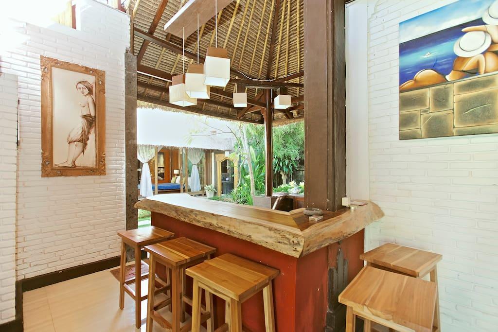 Little tree house Sanur RM; C