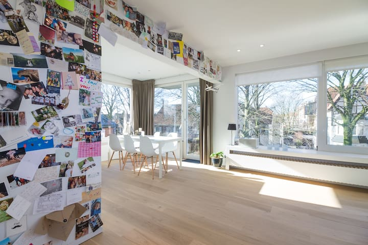 Penthouse+roofterrace+parking - Bruges - Apartamento