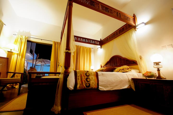 VIlla Alizee, The Place to BE.... - Port Louis - Bed & Breakfast