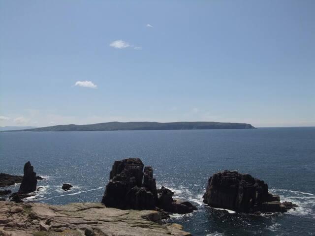 Relaxing Island Getaway - Arranmore Island - Bed & Breakfast