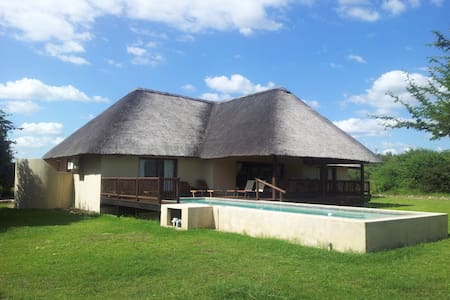 3-Bedroom House In Wildlife Estate 41/Hoedspruit