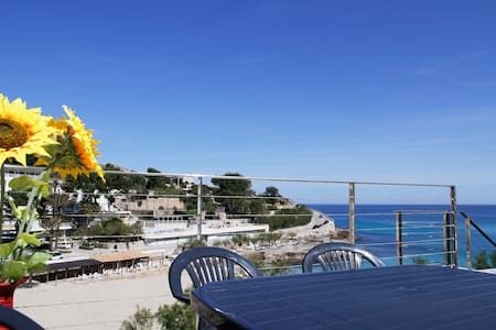 Spectacular Penthouse on the beach! - Cala Sant Vicenç