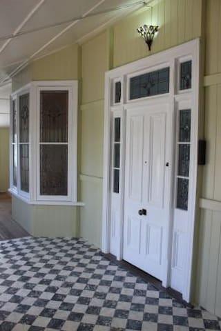 Traditional Historic Queenslander