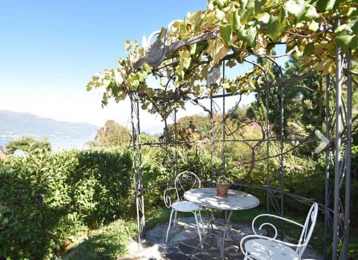 Villa Serena in het pittoreske Caldé!