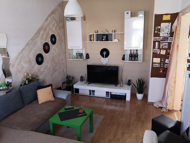 Gemütliche 2 Zimmer Wohnung in Möckern - Bis 4Pers