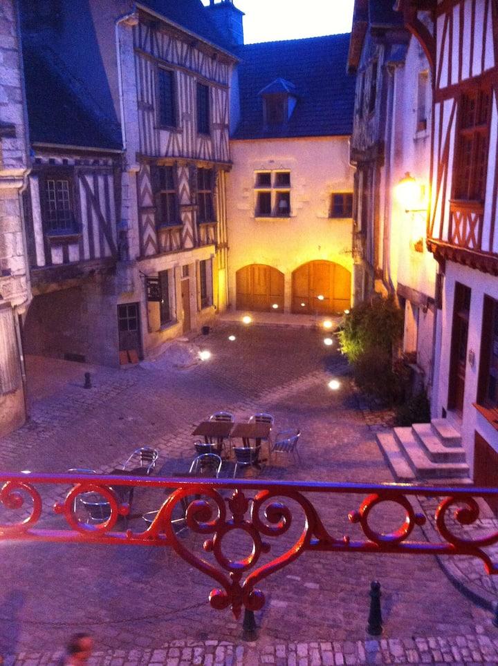 Appartement au coeur de  Noyers-sur-Serein